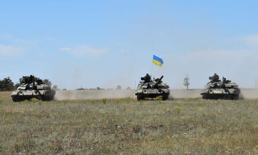 Військові навчання. Кримський напрямок