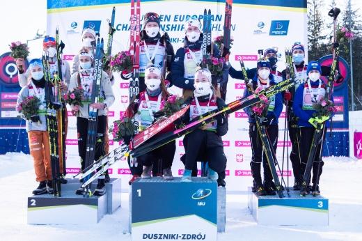 Україна біатлон бронза