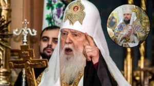 Патріарх Філарет відмовився від Томосу