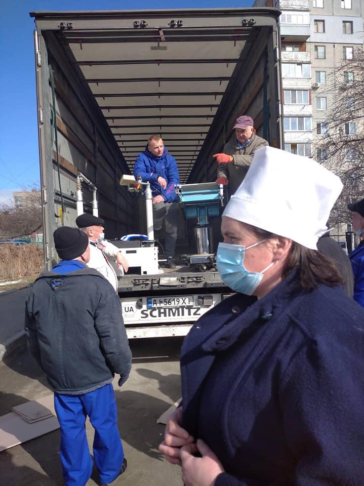 Гуманітарну допомогу з Німеччини отримала Білоцерківська лікарня №2 , фото-3