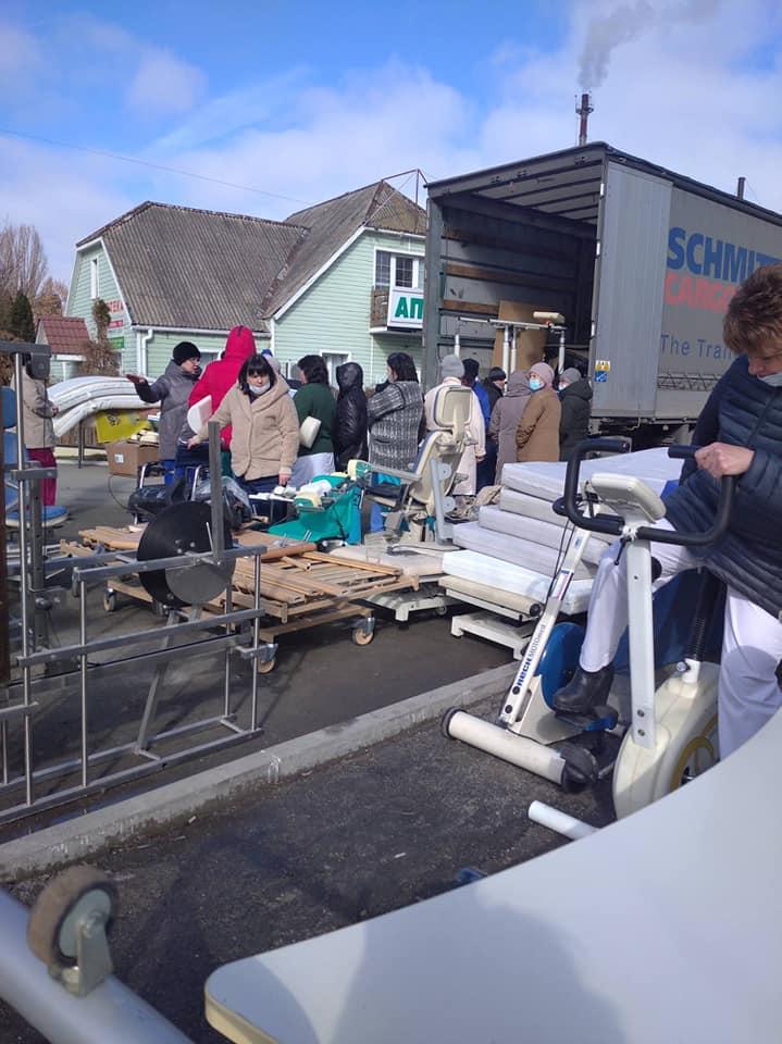 Гуманітарну допомогу з Німеччини отримала Білоцерківська лікарня №2 , фото-5