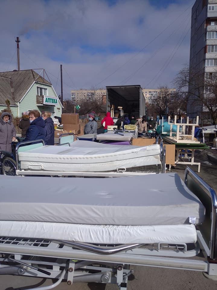 Гуманітарну допомогу з Німеччини отримала Білоцерківська лікарня №2 , фото-4