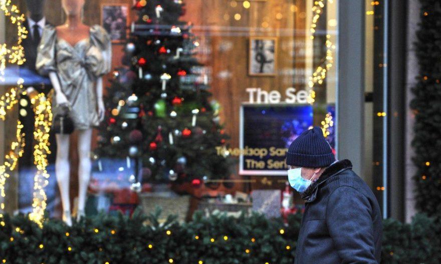 жорсткий карантин, локдаун, локдаун в грудні, карантин україна