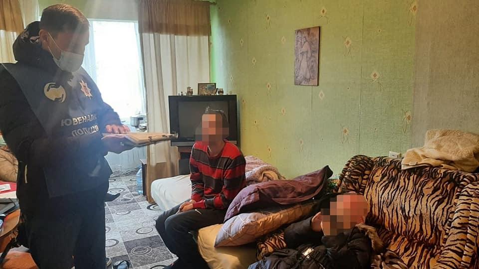Перевірку сімей, які перебувають на обліку провели ювенальні інспектори Білоцерківщини, фото-2