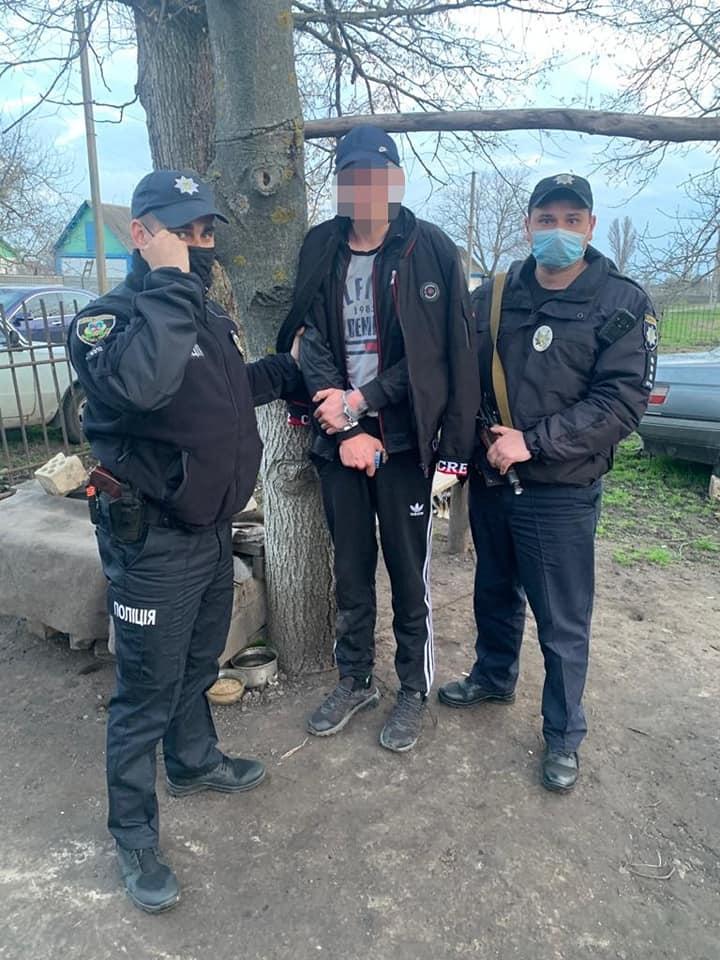 Крадія, який побив поліцейського затримали на Білоцерківщині, фото-2