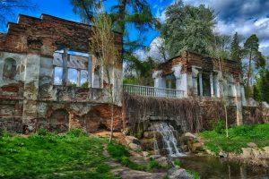 """дендропарк олександрія, олександрія велика реставрація, Відродження парку """"Олександрія"""