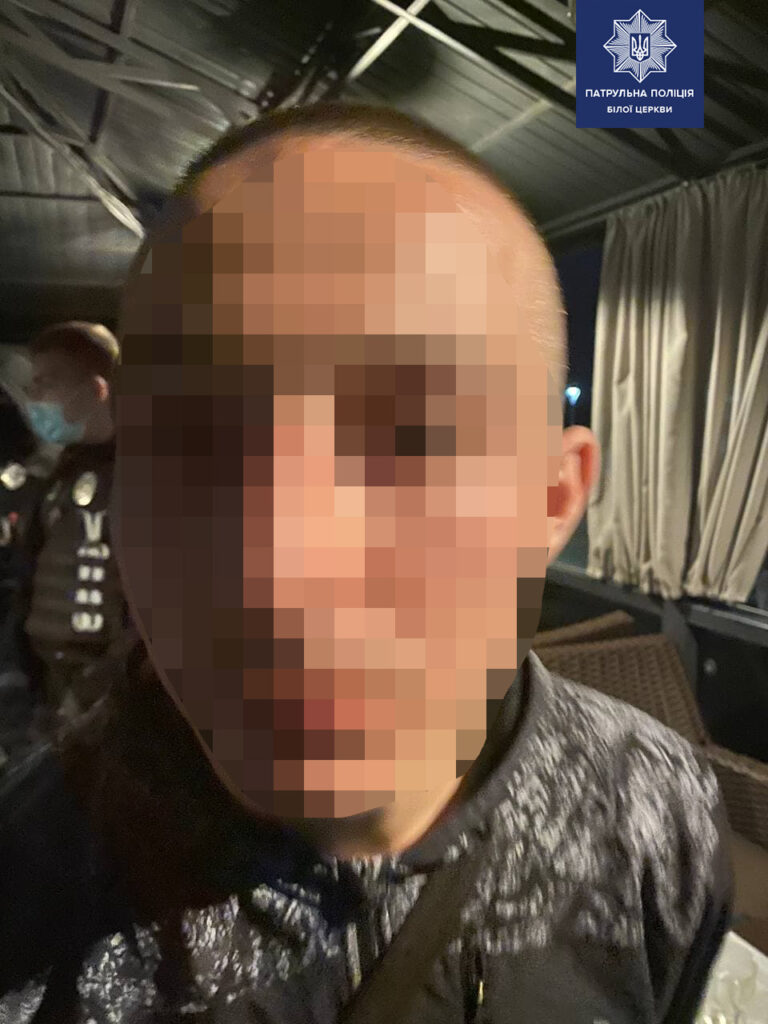 У Білій Церкві у ресторані стріляв зі зброї п'яний чоловік , фото-2