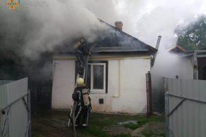 горів будинок біла церква, у білій церкві горів будинок, пожежа у будинку