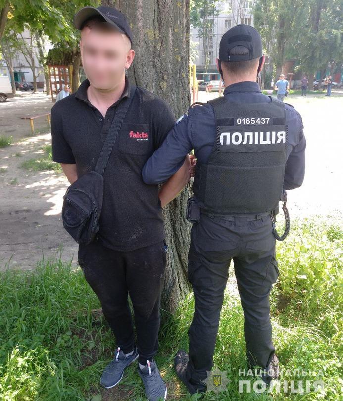 Серійних крадіїв затримали у Білій Церкві, фото-3
