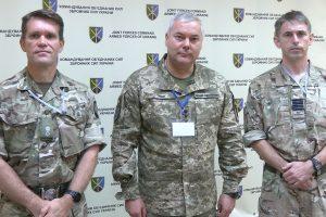"""Об'єднані зусилля – 2021, Військові навчання """"Об'єднані зусилля – 2021"""""""
