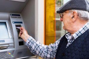 пенсії на картку