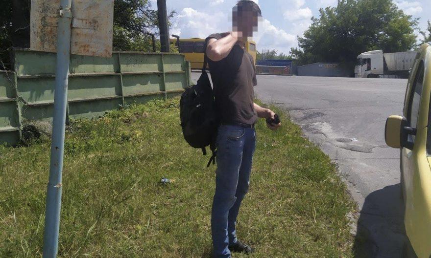 У Білій Церкві патрульним пропонував 500$ нетверезий керманич, фото-1