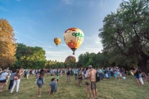 Фестиваль повітряних куль «Олександрійська феєрія»