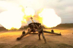 День ракетних військ та артилерії артилерії