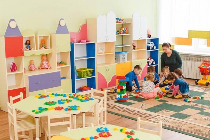 дитячий садочок, відкрили дитячий садочок, повідкривали садочки на київщині