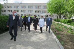 керівництво київщини відвідало білу церкву