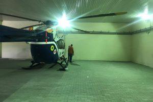 хворих вертольотом