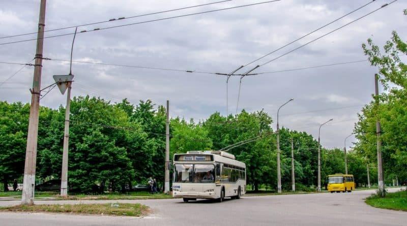 тролейбус біла церква
