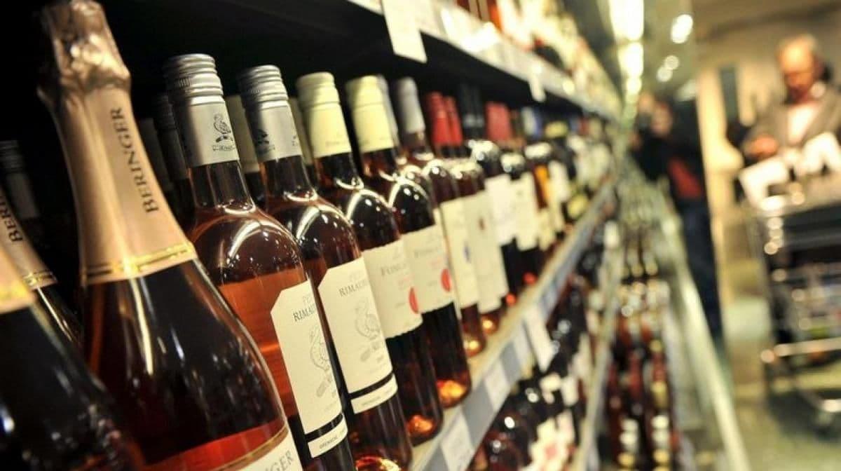 зростання цін на алкоголь