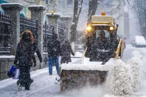хуртовини на київщині, хуртовини біла церква, засипало снігом біла церква