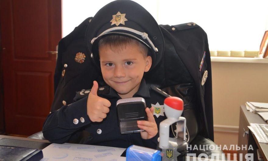 поліцейські здійснили мрію біла церква