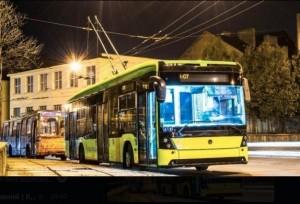 Тролейбуси Біла Церква
