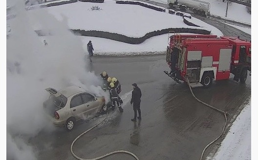 горіло авто
