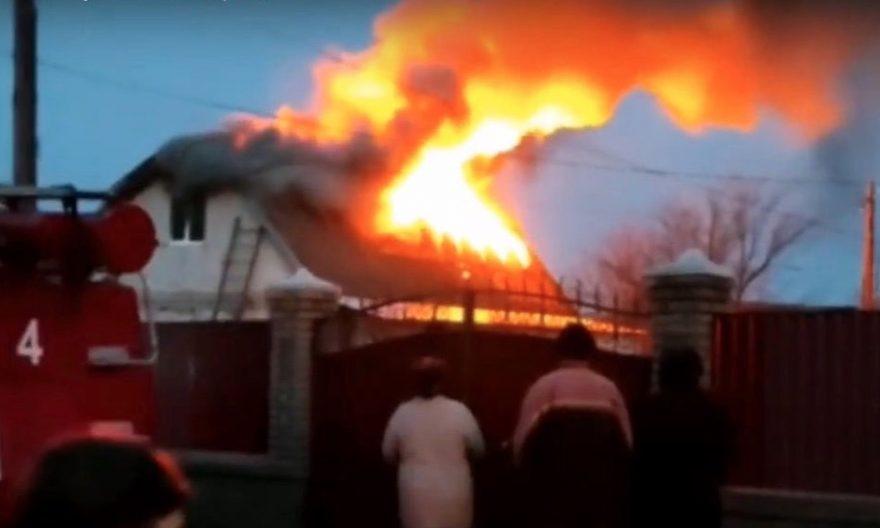 Пожежа БІла Церква