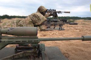 Снайперська підготовка