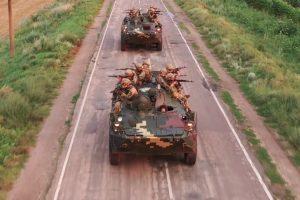 український десант