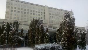 відремонтовано приймальне відділення, приймальне відділення лікарні 2 біла церква