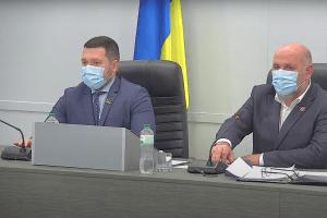 серекретар білоцерківської міської ради, дмитро киришун секретар