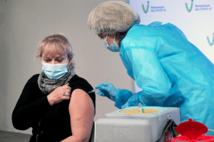 щеплення україна, вакцинація від коронавірусу, вакцину від ковіду, дві дози вакцини