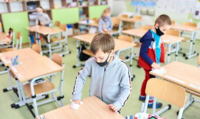 Коронавірус в школах