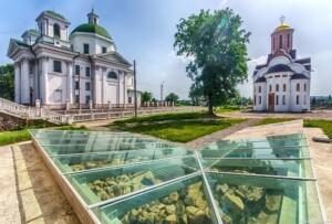 озеленення білої церкви