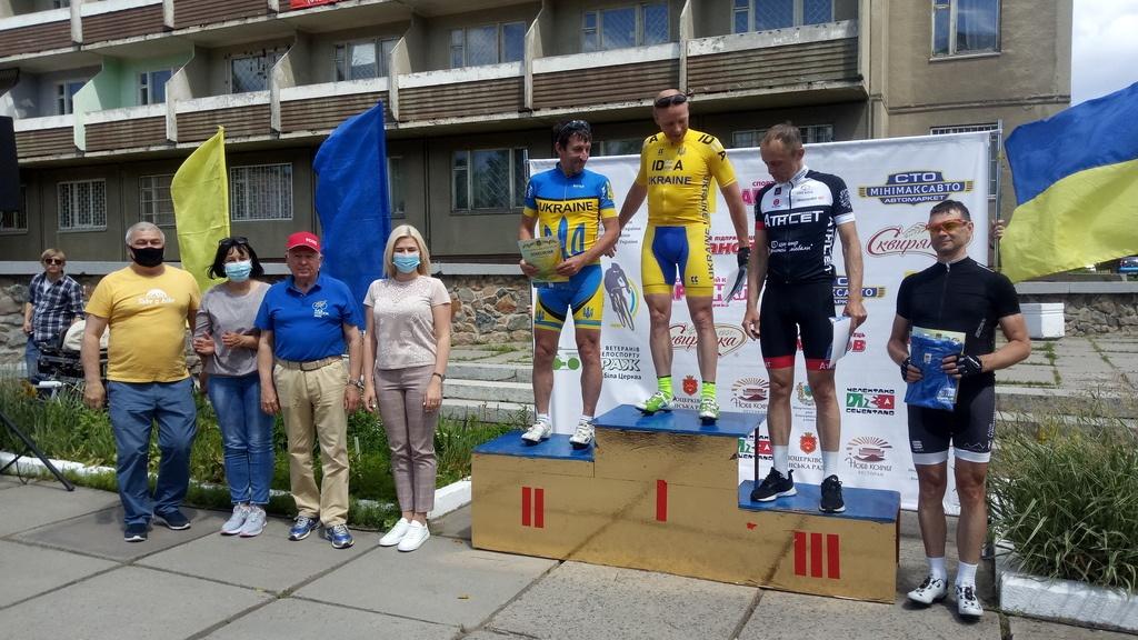 Всеукраїнські ігри ветеранів спорту пам'яті М.М. Баки з велосипедного спорту відбулися у Білій Церкві, фото-3