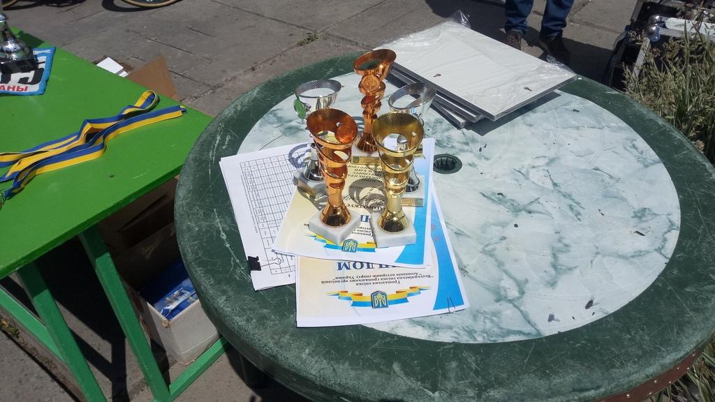 Всеукраїнські ігри ветеранів спорту пам'яті М.М. Баки з велосипедного спорту відбулися у Білій Церкві, фото-2
