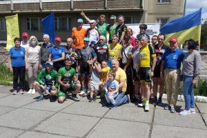 ігри ветеранів біла цеква, велосипедний спорт біла церква, змагання з велосипедного спорту біла церква