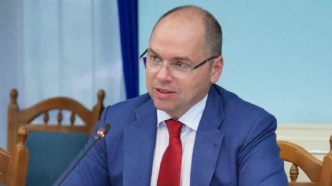 Степанов відставка