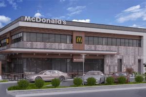 McDonald's біла церква, відкриття McDonald's, макдональдс біла церква, макдоналдс біла церква