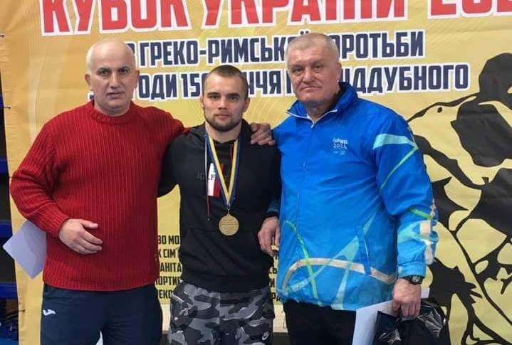 білоцерківець чемпіон україни, олександр грушин, грушин греко-римська боротьба
