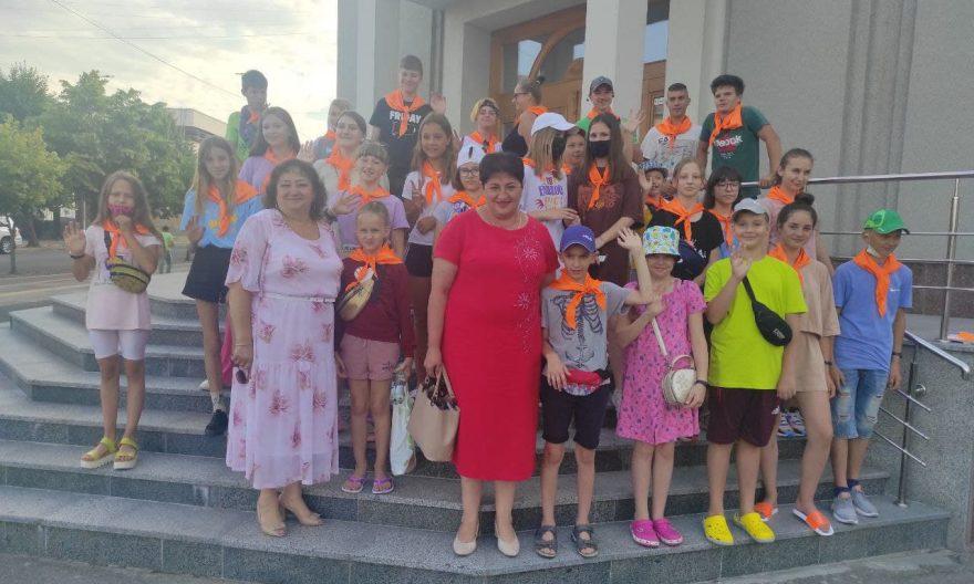 На відпочинок до моря поїхали 126 дітлахів з Білоцеркіської громади, фото-1