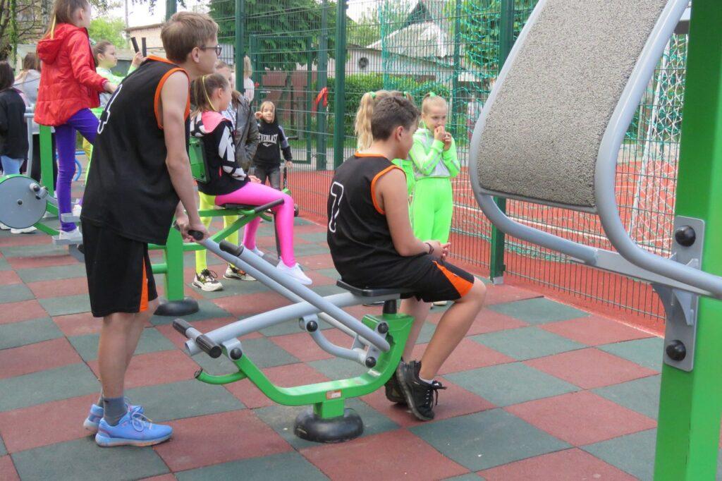 Новий мультифункціональний спортивний майданчик з'явився у Білій Церкві , фото-3