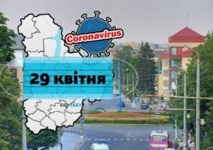 коронавірус біла церквва 29 квітня