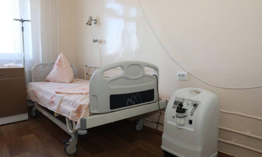 ковідні ліжка на київщині, місця для хворих на ковід на київщині