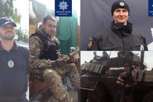 Білоцерківські патрульні