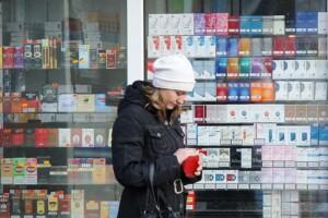 зросте ціна на сигарети, зросте ціна на цигарки