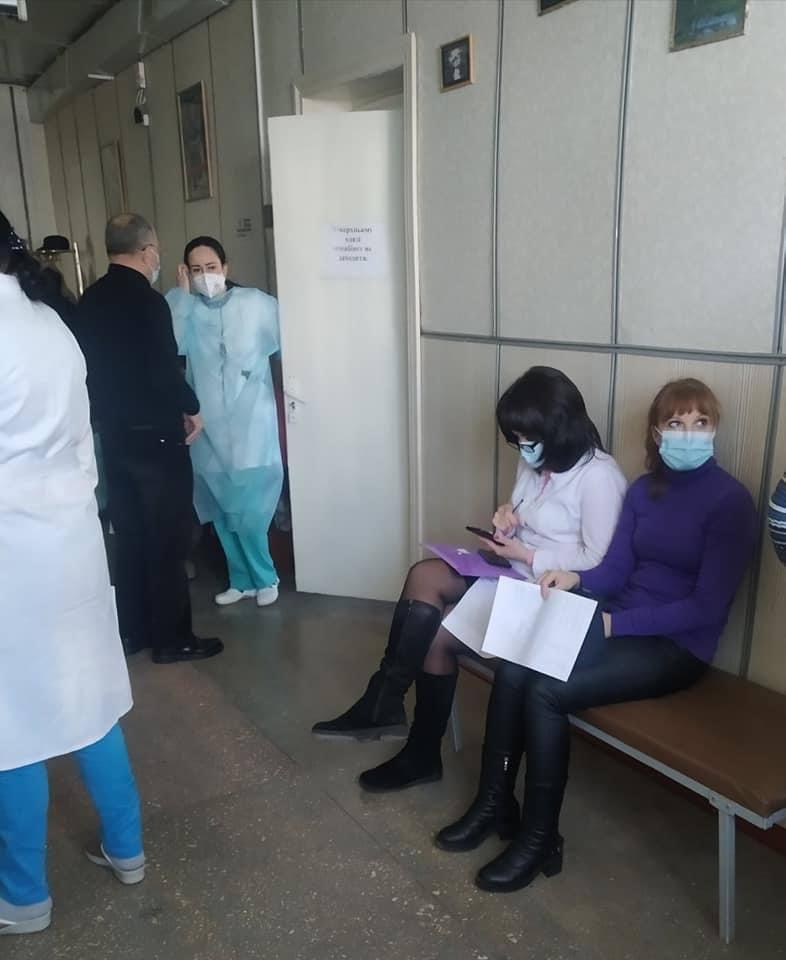 Від COVID-19 вакцинувались медики Білоцерківської лікарні №3, фото-4