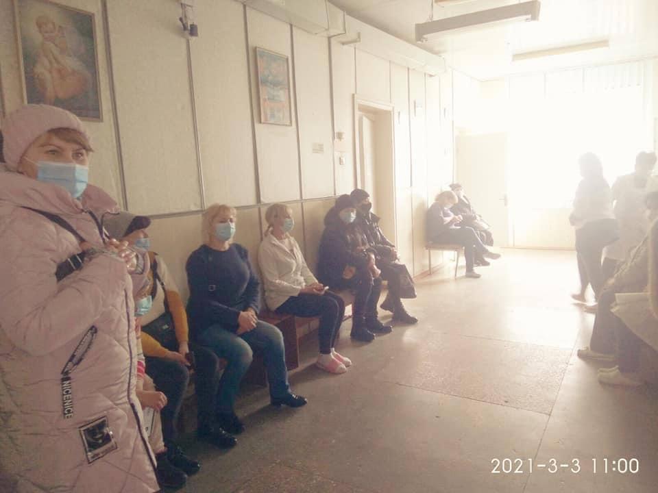Від COVID-19 вакцинувались медики Білоцерківської лікарні №3, фото-6
