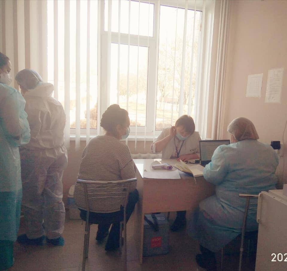 Від COVID-19 вакцинувались медики Білоцерківської лікарні №3, фото-3
